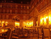 Plaza mayor dans madrid — Photo