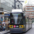 Stock Photo: Tram System in Berlin, Germany