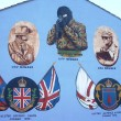 Stock Photo: Belfast Murals