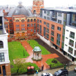 Stock Photo: Square in Liverpool, England