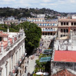 Stock Photo: View over Old Havana, Cuba