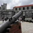 Stock Photo: Castle of Royal Force (Havana, Cuba)