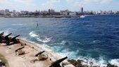 Old Havana's Waterfront — Stock Photo