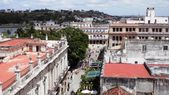 View over Old Havana, Cuba — Stock Photo