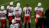 Photo de la ligue (lcf) de football canadien — Photo
