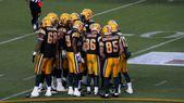 Canadian Football League (CFL) Photo — Stock Photo