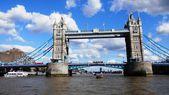 London's Tower Bridge — Stock Photo