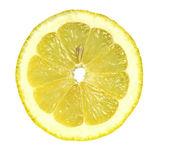 A slice of lemon — Stock Photo