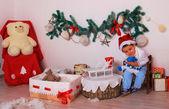 Christmas theme — Stock Photo