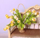 Bouquet of tulips — ストック写真
