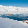 Paradise bay in Antarctica — Stock Photo #13774526