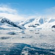 Paradise bay in Antarctica — Stock Photo #13813424