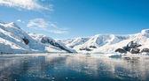 天堂海湾在南极洲 — 图库照片