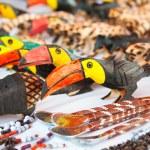 Colourful souvenirs — Stock Photo
