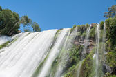 Amazing Iguazu waterfall — Stock Photo
