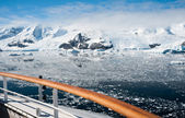 Paradise bay in Antarctica — Foto Stock