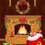 in afwachting van Kerstmis — Stockfoto