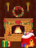 Awaiting Christmas — Stock Photo