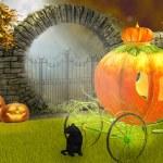 Halloween night — Stock Photo #14066112