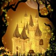 Stock Photo: Fairytale Castle