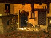 Studio alchimista — Foto Stock
