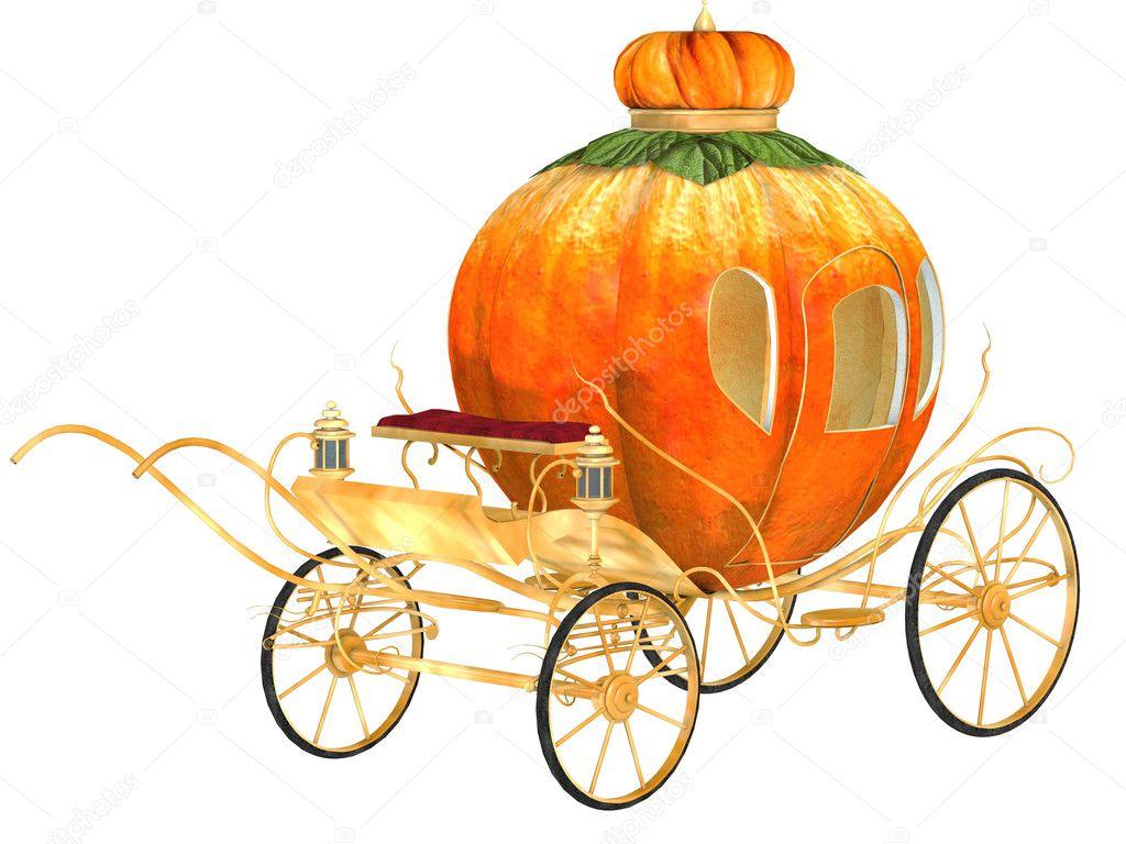 Cinderella Fairy Tale Pumpkin