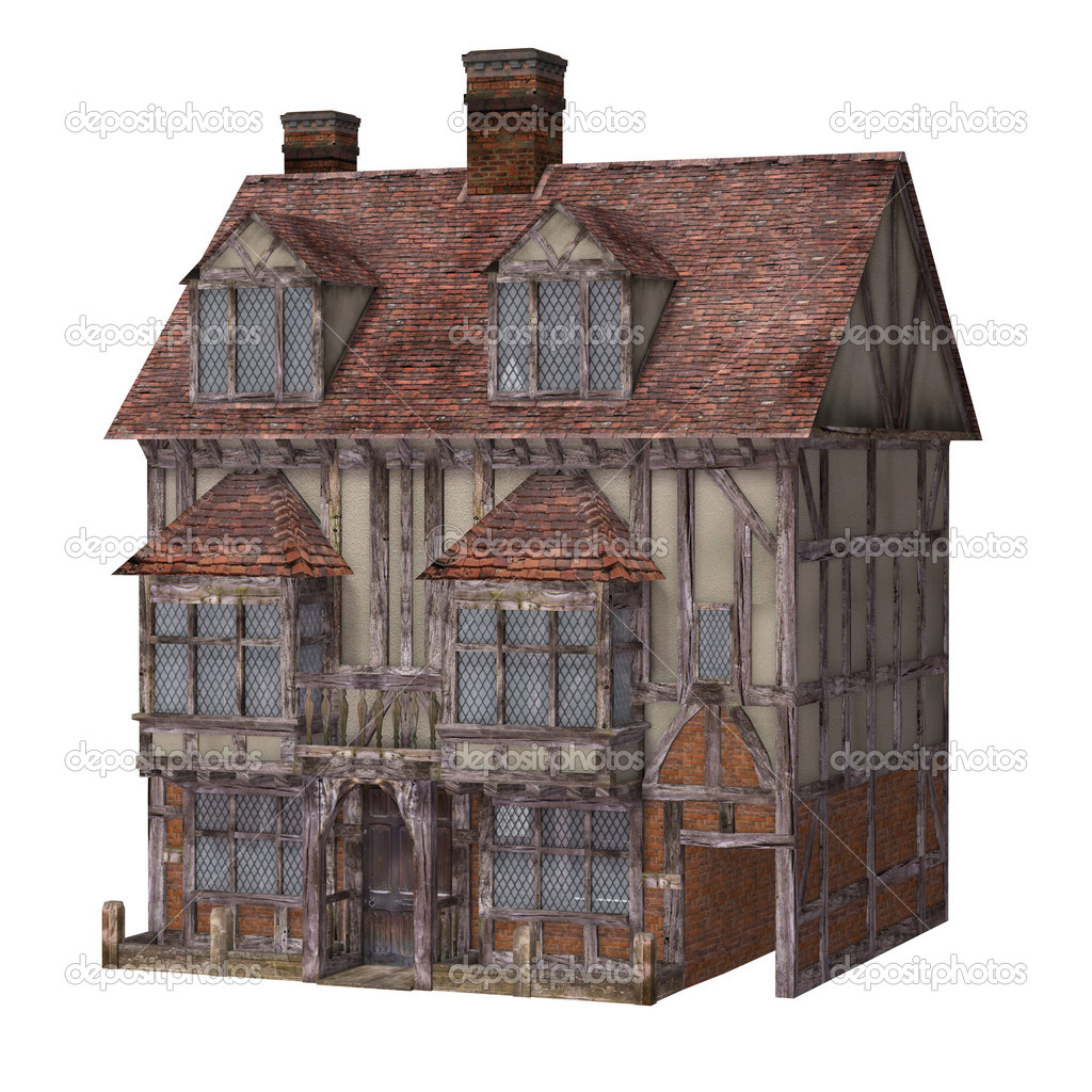 Tiny house for renaissance fair medieval festivals for Medieval house design