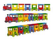 Little train — Stock Photo