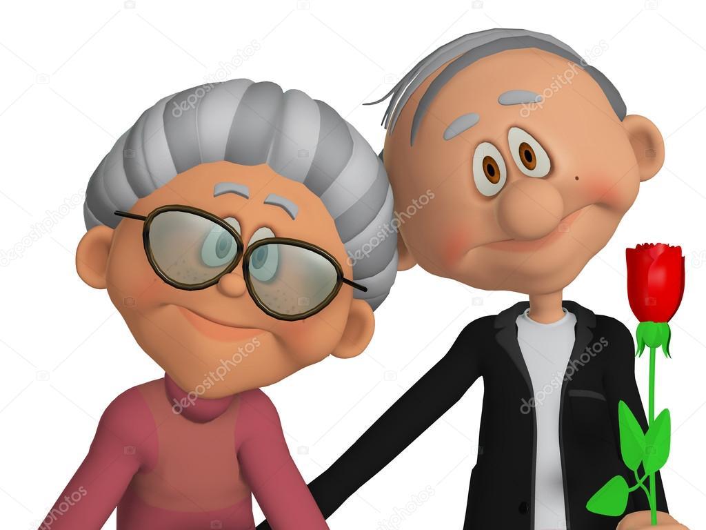 Плакат для бабушки и дедушки