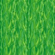 Stock Vector: Green grass(vector seamless)