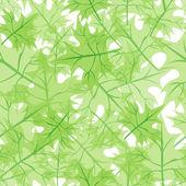 Maple leaves seamless — Stock Vector
