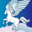 Stock Vector: Pegasus