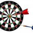 Darts (vector) — Stockvector #14081680