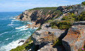 Mossel Bay Coastline, South Africa — Stock Photo