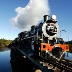 Stream train — Stock Photo #30679513