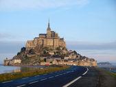 Mont Saint Michel - France — Stock Photo
