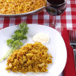 Arroz a Banda - Stock Photo