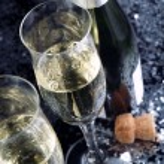 Champagne toast. — Stock Photo #13622650