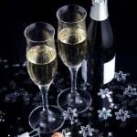 Champagne toast. — Stock Photo #13622651