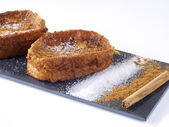 Torrijas - French Toast — Stock Photo