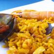 Fideua - Noodle paella — Stock Photo #13704748