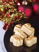 Spaanse kerstmis snoep. — Stockfoto