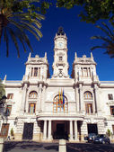 Valencia City Hall — Stock Photo
