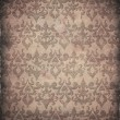 Damask wallpaper — Stock Photo