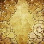 Golden ornament — Stock Photo #34077005