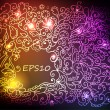 Colorful ornament background — Stock Photo #34078131