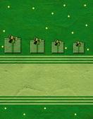 Tarjeta de felicitación de navidad — Foto de Stock