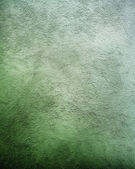 Green concrete wall — Stock Photo