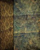 Grunge shabby paper texture — Foto Stock