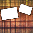 Grunge background with frame (scrapbook collection) — Stock Photo